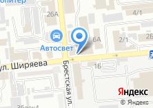 Компания «РолОпт» на карте
