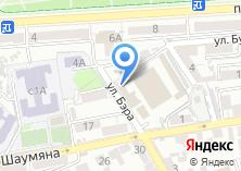Компания «Следственный изолятор №1» на карте