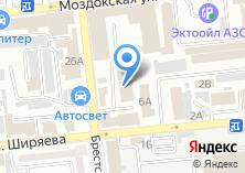 Компания «ЭнергоМашКомплект» на карте