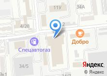 Компания «Астраханский таксопарк» на карте