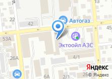 Компания «ЭКО ТАКСИ» на карте