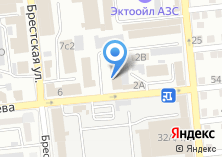 Компания «Астраханская геофизическая экспедиция» на карте