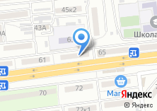 Компания «ЗдравоЕшка» на карте