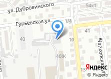 Компания «АСТройбетон» на карте