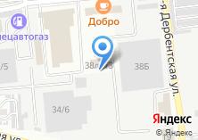 Компания «Инколор» на карте