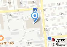 Компания «Столовая №1» на карте