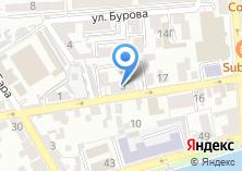 Компания «Строящийся жилой дом по ул. Шаумяна» на карте