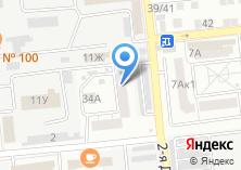 Компания «iКассир» на карте