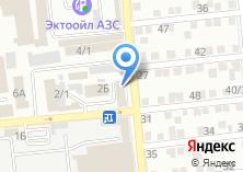 Компания «ИНТЭК» на карте