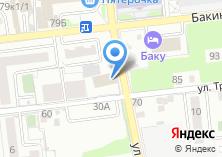 Компания «Ух ты» на карте