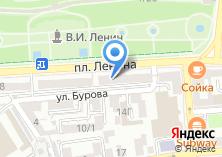 Компания «СТУДИЯ КРАСОТЫ АНИ КАВЕРКИНОЙ» на карте