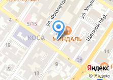 Компания «Управление Федеральной службы государственной регистрации кадастра и картографии по Астраханской области» на карте