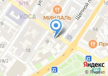 Компания «Кафе N» на карте