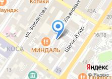 Компания «Ателье по пошиву спецодежды на ул. Ульяновых» на карте