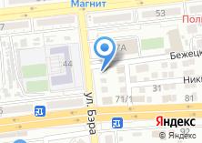 Компания «Магазин канцтоваров» на карте