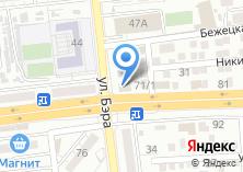 Компания «Фирма по пошиву авточехлов» на карте