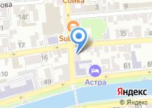 Компания «Лун» на карте