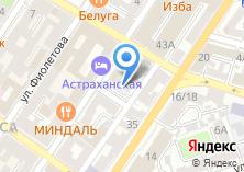 Компания «Фронда Сити мебельная компания» на карте