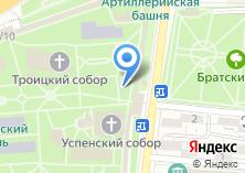 Компания «Первый Астраханский монетный двор» на карте