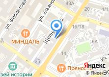 Компания «Спутник-А» на карте