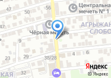 Компания «Металлокомплект-м» на карте