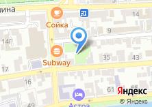 Компания «Черновская» на карте