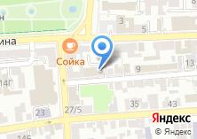 Компания «PUPER.RU» на карте