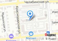 Компания «АстДомСтрой-Инвест» на карте