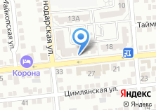 Компания «АВТОПЛОМБА» на карте