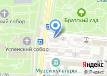 Компания «Министерство штемпельной продукции» на карте