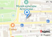 Компания «Спартак» на карте