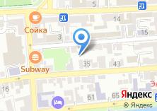 Компания «Двери-Сейл» на карте