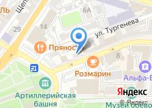 Компания «Медицинский кабинет КОД» на карте