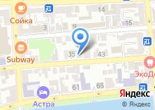 Компания «Тривил» на карте
