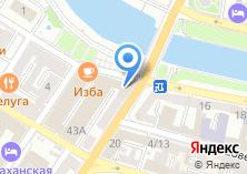 Компания «Центр недвижимости» на карте