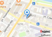 Компания «Ателье по пошиву одежды и штор» на карте