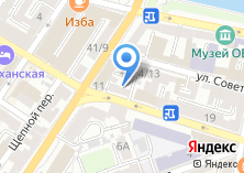 Компания «Рошинка» на карте