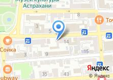 Компания «Батиста» на карте