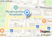 Компания «ТН-Сервис» на карте