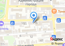 Компания «Управление муниципального имущества» на карте