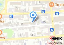 Компания «Управление земельными ресурсами Администрации г. Астрахани» на карте