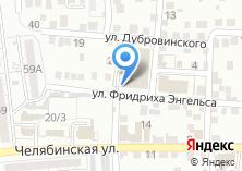 Компания «Пункт обслуживания клиентов №23» на карте
