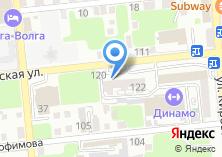 Компания «Центр микрофинансирования г. Астрахань» на карте