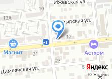 Компания «Т.С.Авто» на карте