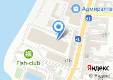 Компания «Искусство мебели» на карте