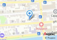 Компания «Управление Федеральной антимонопольной службы по Астраханской области» на карте