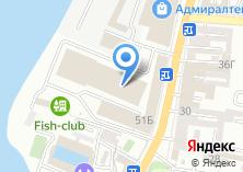 Компания «Каспий-СтройПроект» на карте