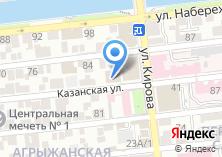 Компания «Sotmarket» на карте