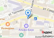 Компания «Студия Марии Солдатовой» на карте