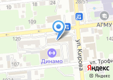 Компания «Масстрой» на карте